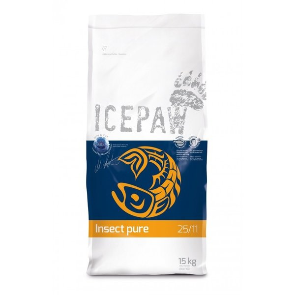 ICEPAW INSECT PURE 15 kg