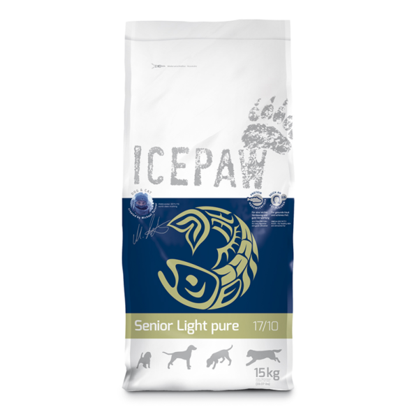 ICEPAW Senior Light pure, 15 kg